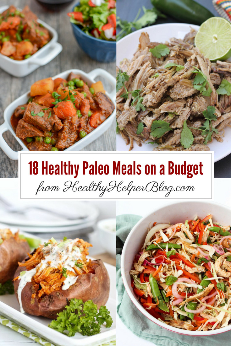 Dinners On A Budget  18 Paleo Meals on a Bud • Healthy Helper