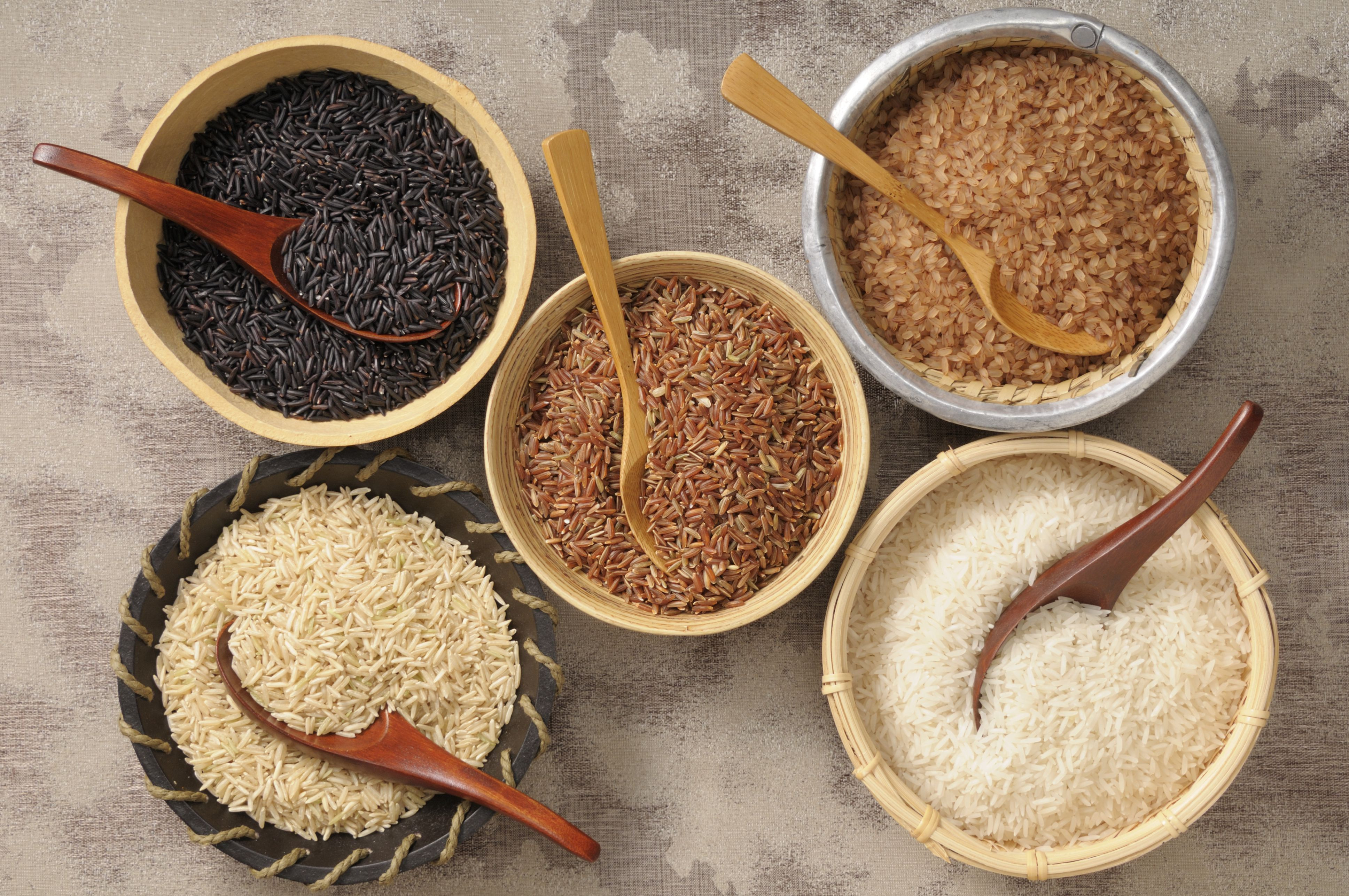 Does Brown Rice Have Gluten  Does Rice Have Gluten These Rice Types Are Gluten Free