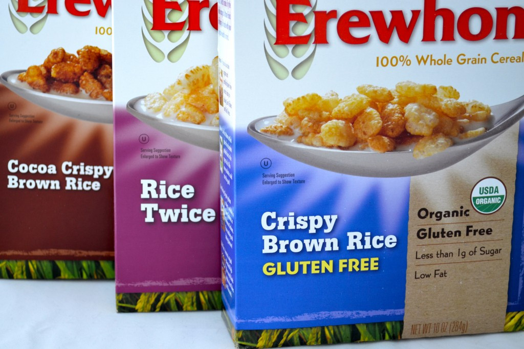 Does Brown Rice Have Gluten  Friday's Find Cocoa Crispy Brown Rice Treats