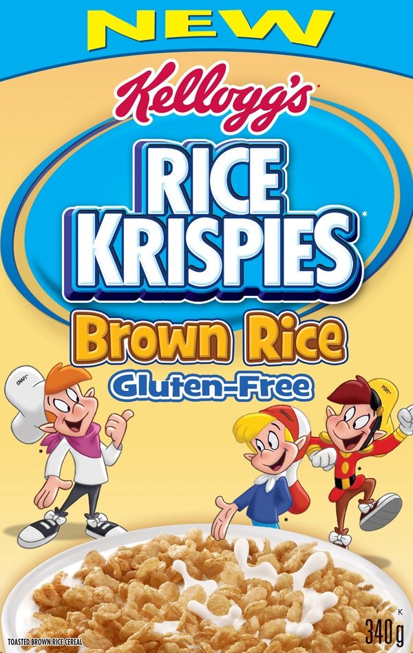 Does Brown Rice Have Gluten  Rice Krispies Brown Rice Gluten Free if you or your child