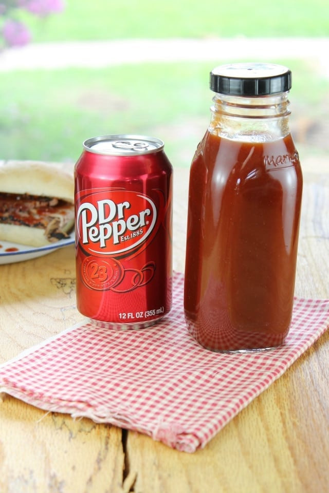 Dr Pepper Bbq Sauce  Dr Pepper Barbecue Sauce