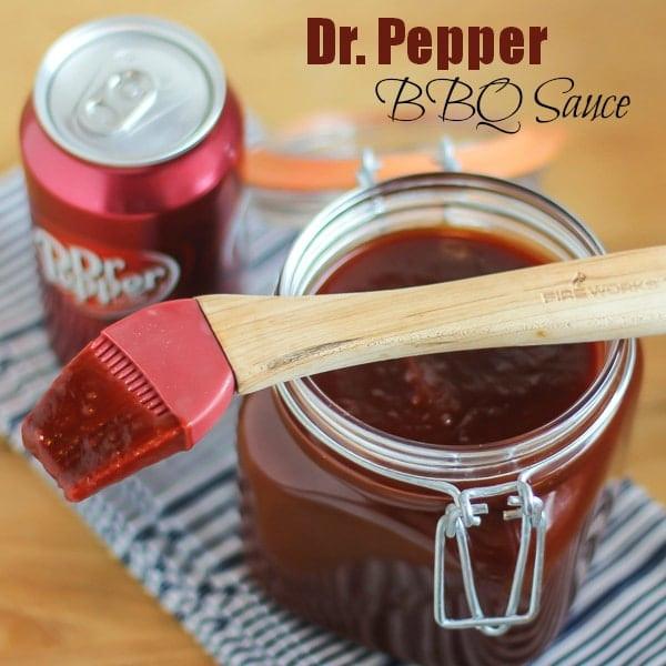 Dr Pepper Bbq Sauce  Dr Pepper BBQ Sauce Recipe