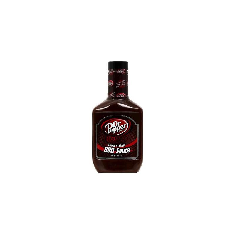 Dr Pepper Bbq Sauce  Buy DR PEPPER BBQ SAUCE