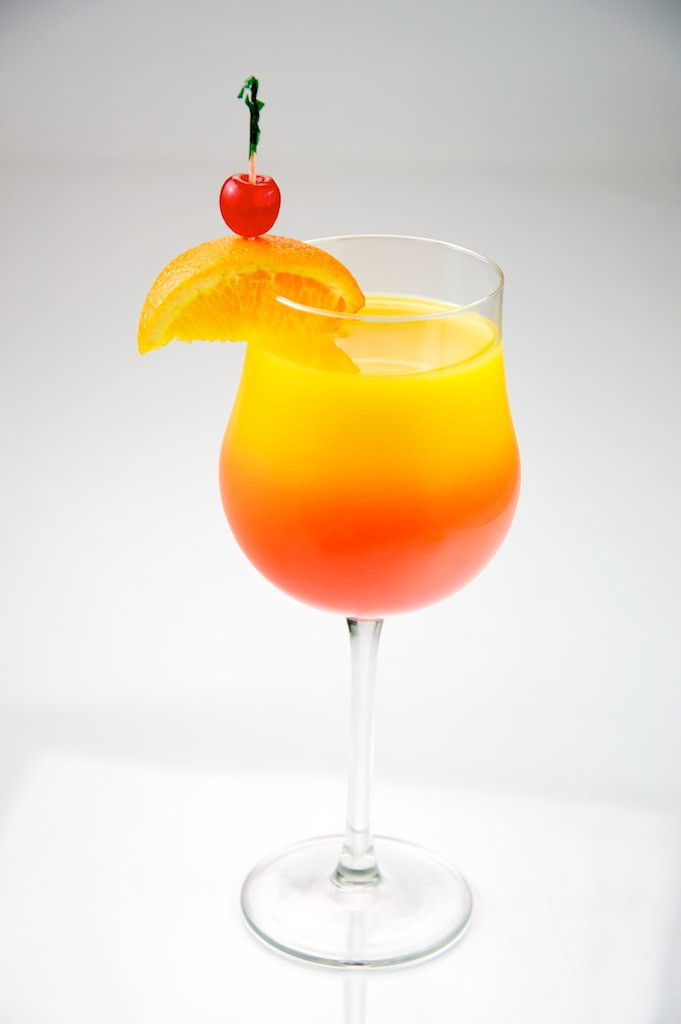 Drinks Made With Tequila  Tequila Sunrise cocktail