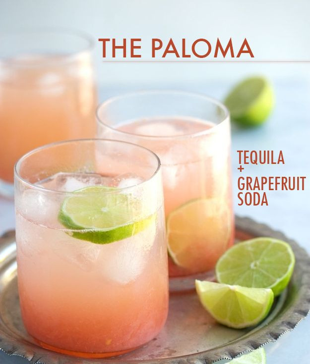 Drinks Made With Tequila  simple tequila mixed drinks