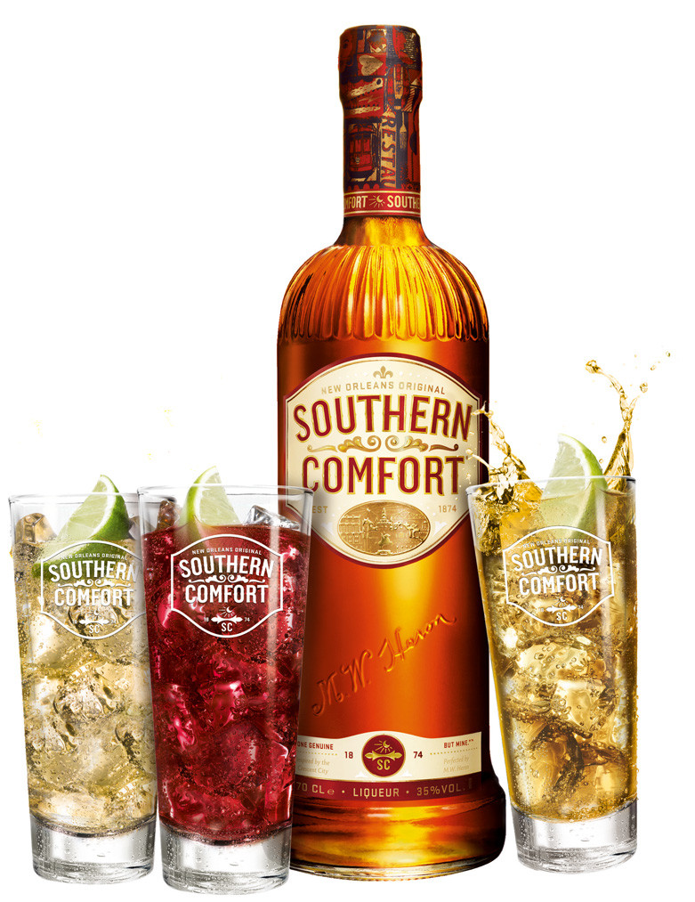 Drinks With Southern Comfort  Top 10 Southern fort Drinks With Recipes