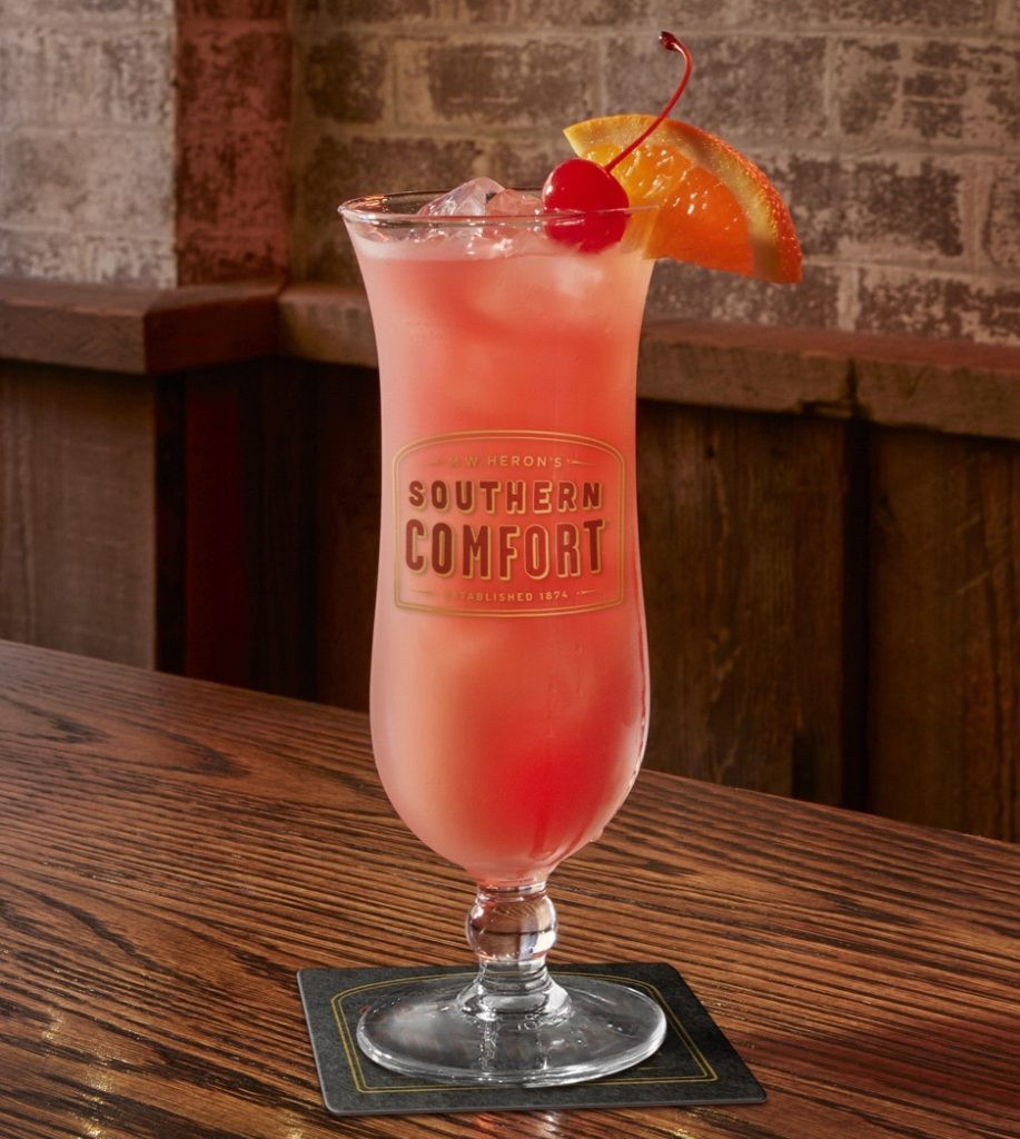 Drinks With Southern Comfort  Top 5 Classic Southern fort Cocktails – Explore Drinks