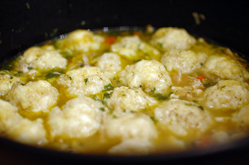 Dumplings With Bisquick  Recipe Rescue No Need to Re Invent the Wheel Chicken and