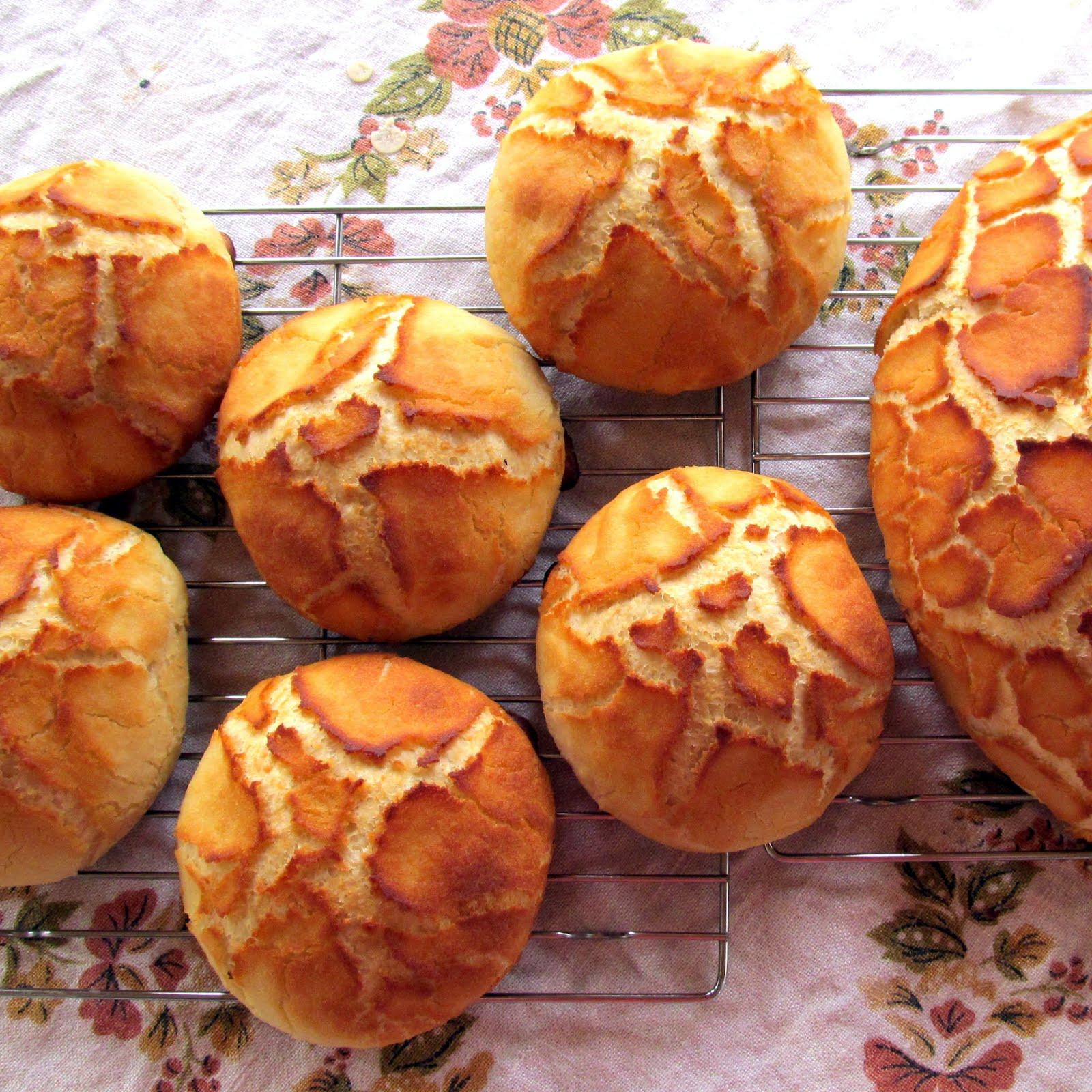 Dutch Crunch Bread Recipe  Rise and Shine Dutch Crunch Bread