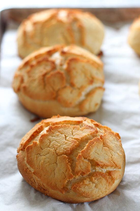 Dutch Crunch Bread Recipe  Dutch Crunch Bread Rolls Handle the Heat