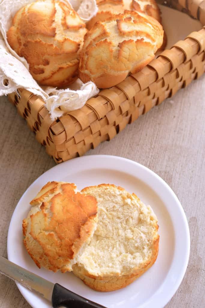 Dutch Crunch Bread Recipe  Dutch Crunch Rolls Tiger Bread Bread Recipe