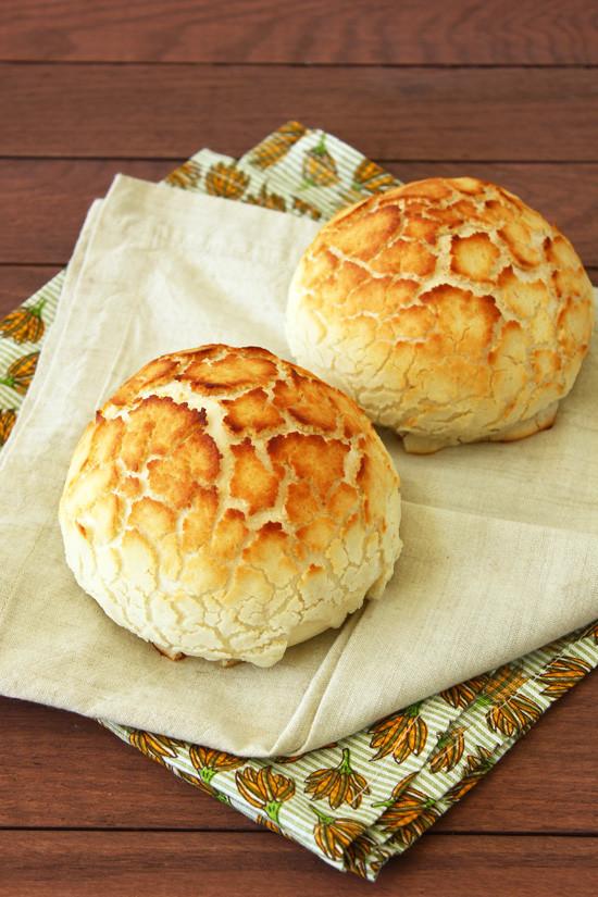 Dutch Crunch Bread Recipe  Dutch Crunch Rolls