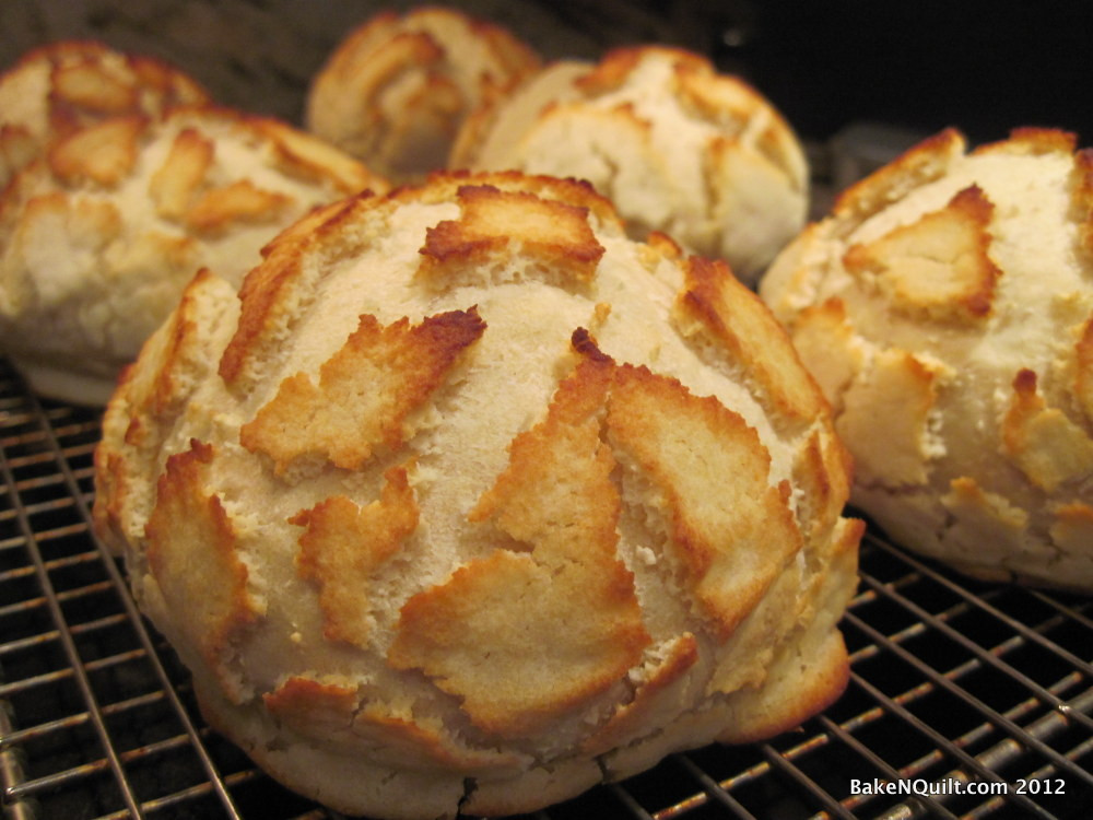 Dutch Crunch Bread Recipe  March Daring Bakers Challenge Dutch Crunch Bread