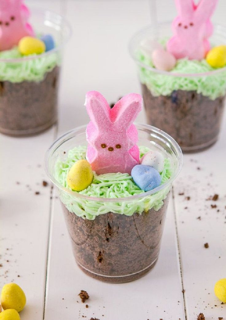 Easter Desserts For Kids  276 best images about Easter on Pinterest