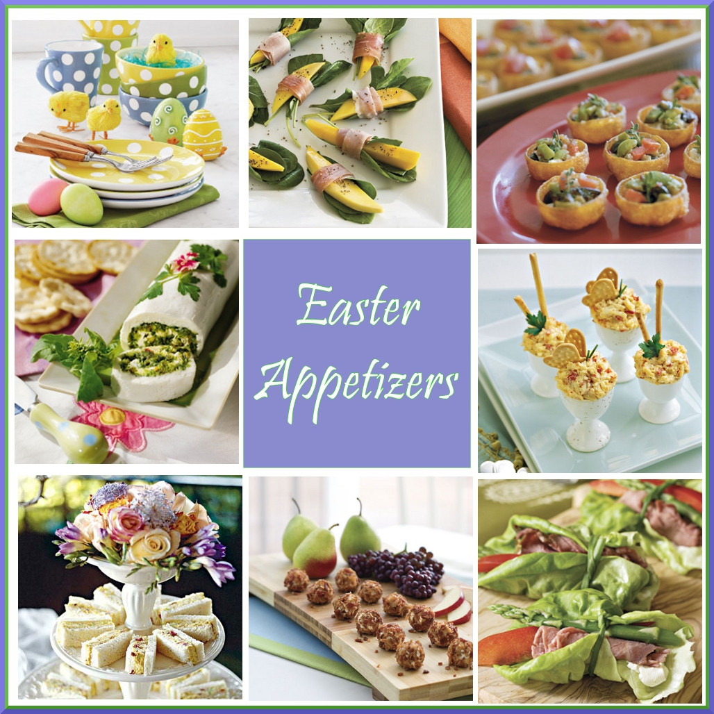 Easter Dinner Appetizers  Top 7 Easter Appetizers
