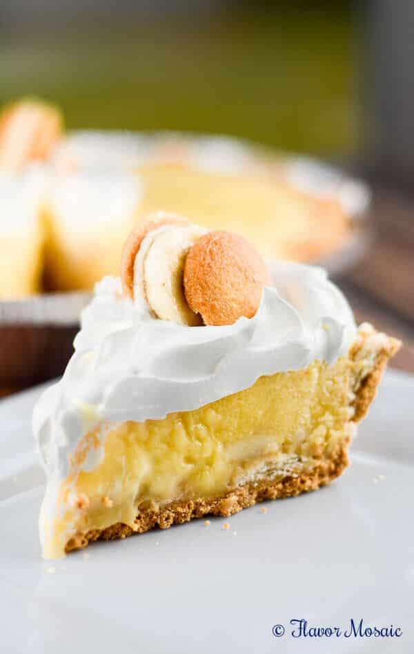 Easy Banana Desserts No Bake  No Bake Peanut Butter Butterfinger Pie Flavor Mosaic