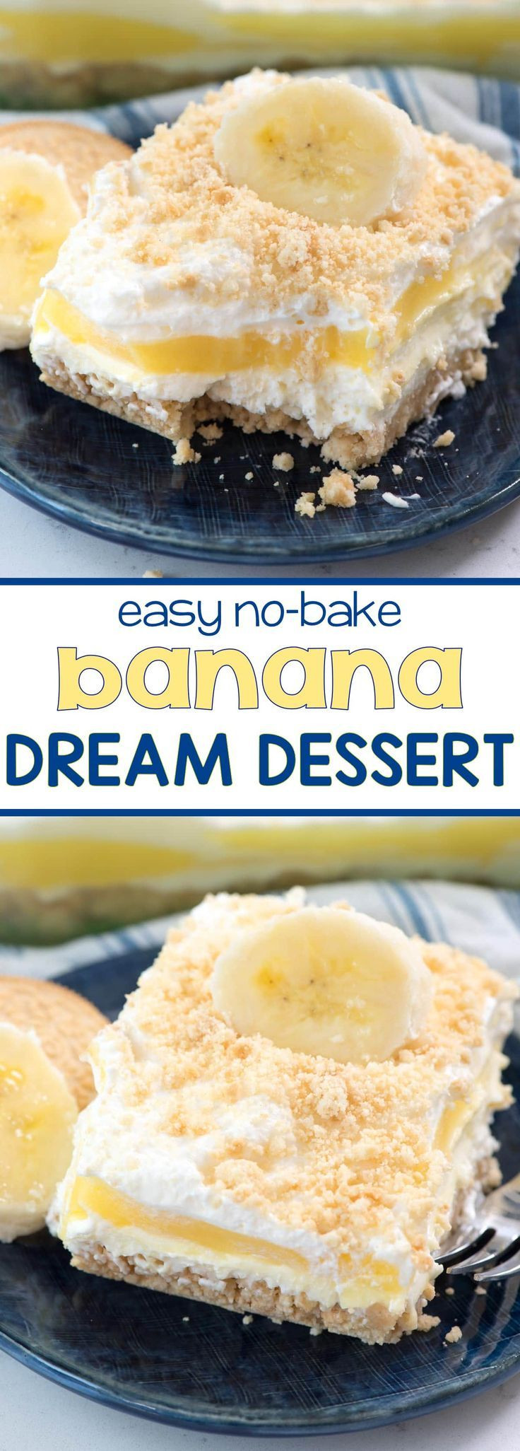 Easy Banana Desserts No Bake  Best 25 Easy desserts ideas on Pinterest