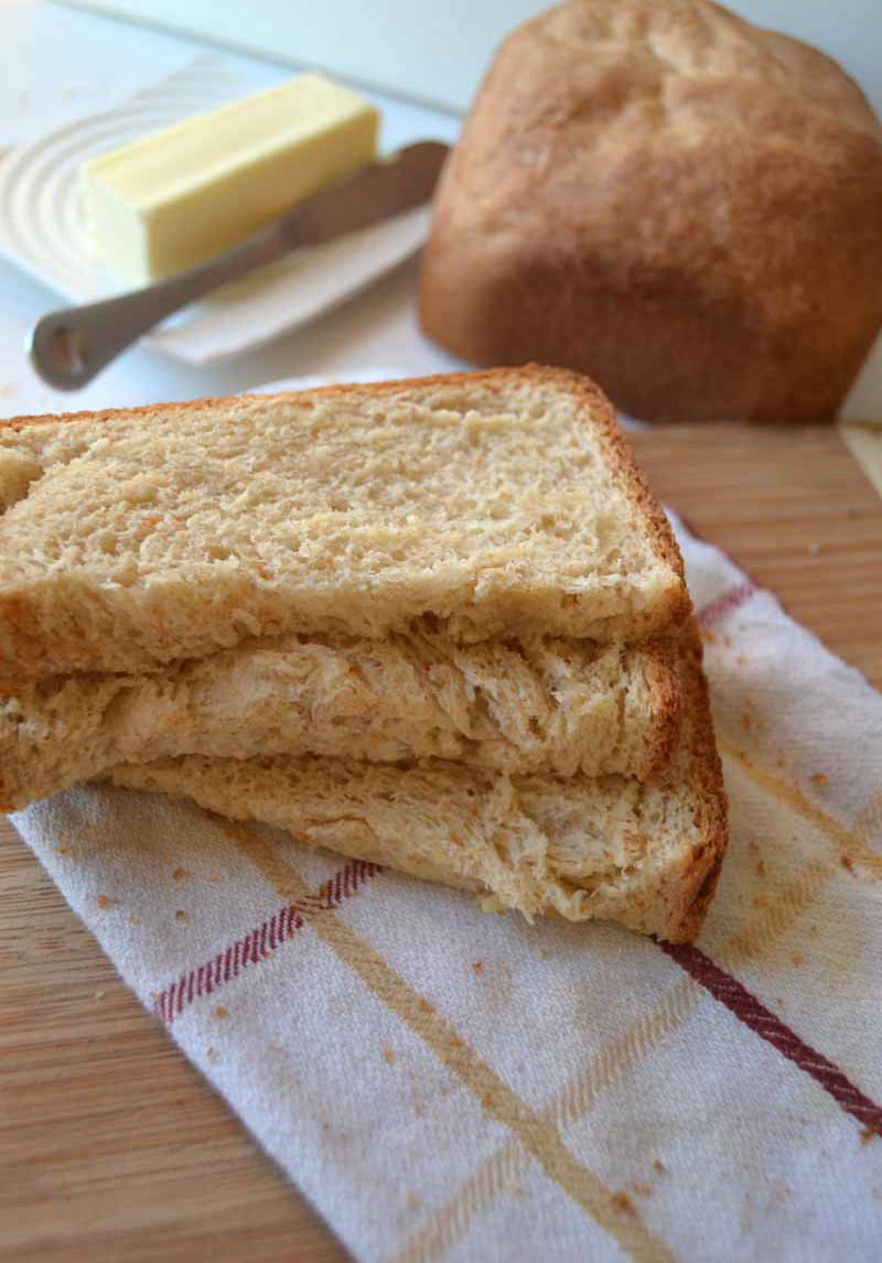 Easy Bread Machine Recipe  Easy bread machine recipe Homegrown in the Valley