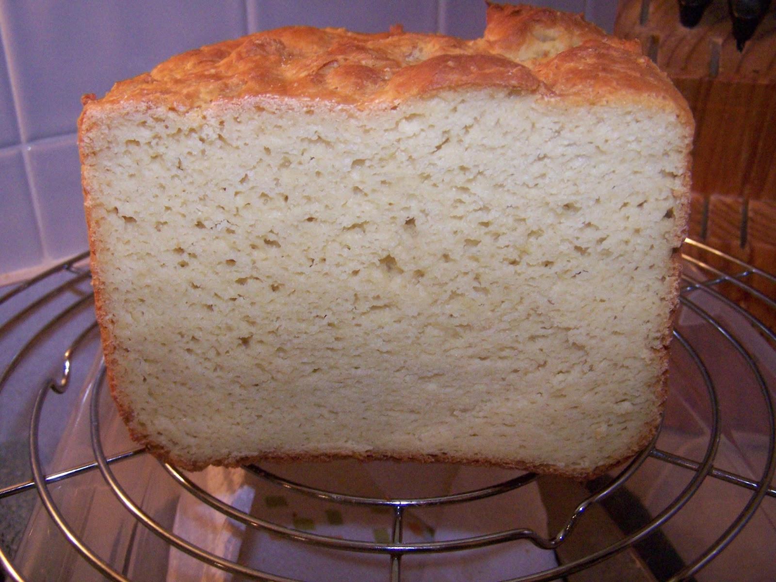 Easy Bread Machine Recipe  Easy & Economical Gluten Free Bread in the Bread Machine