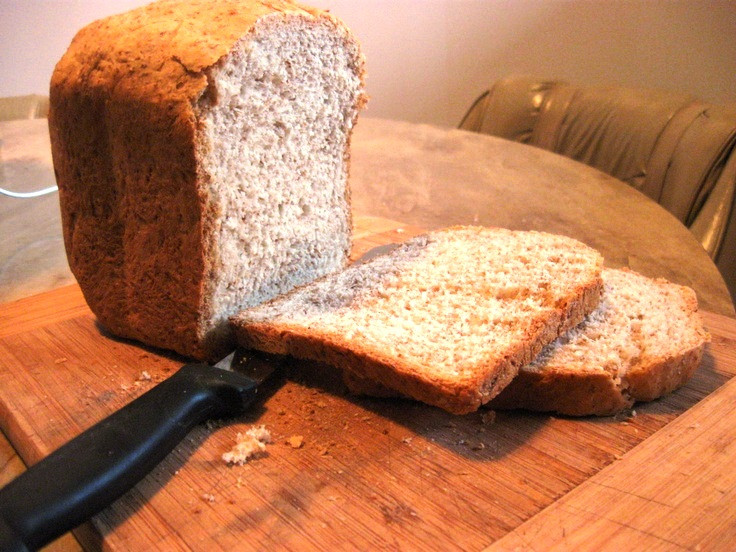 Easy Bread Machine Recipe  Easy Bread Machine Recipe