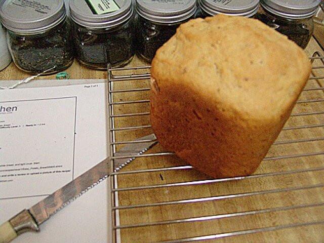 Easy Bread Machine Recipe  Easy Bread Machine Potato Bread Recipe from CDKitchen