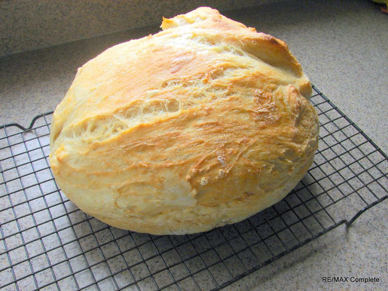 Easy Bread Recipe  Tooele County Real Estate Blog Easy Artisan Style White