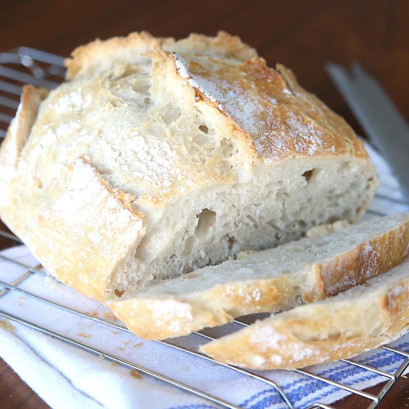 Easy Bread Recipe  easy bread recipe all purpose flour