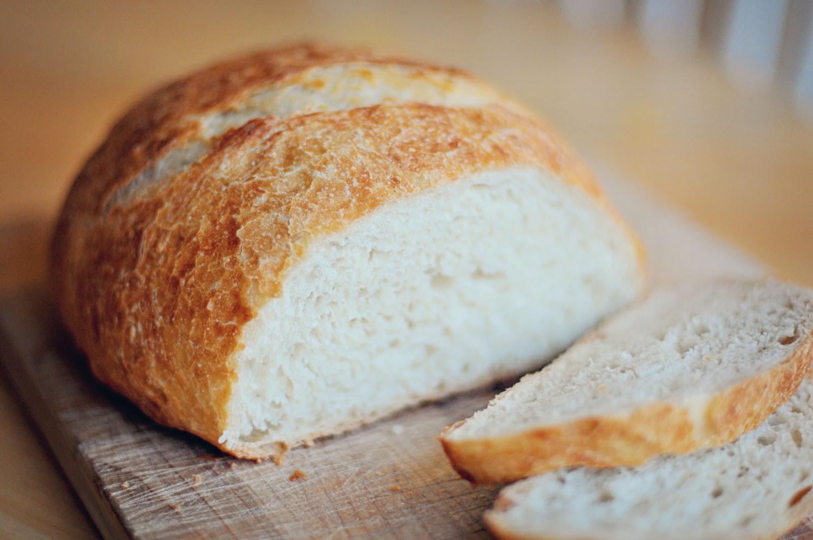 Easy Bread Recipe  Homemade Bread Recipe