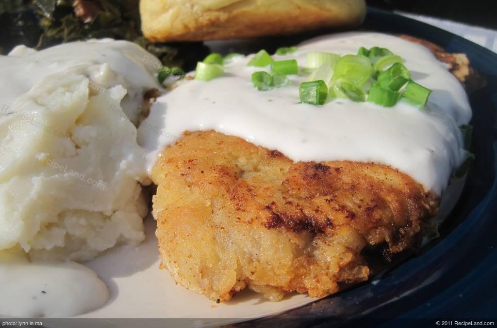 Easy Chicken Fried Steak  Easy Chicken Fried Steak with Gravy Recipe