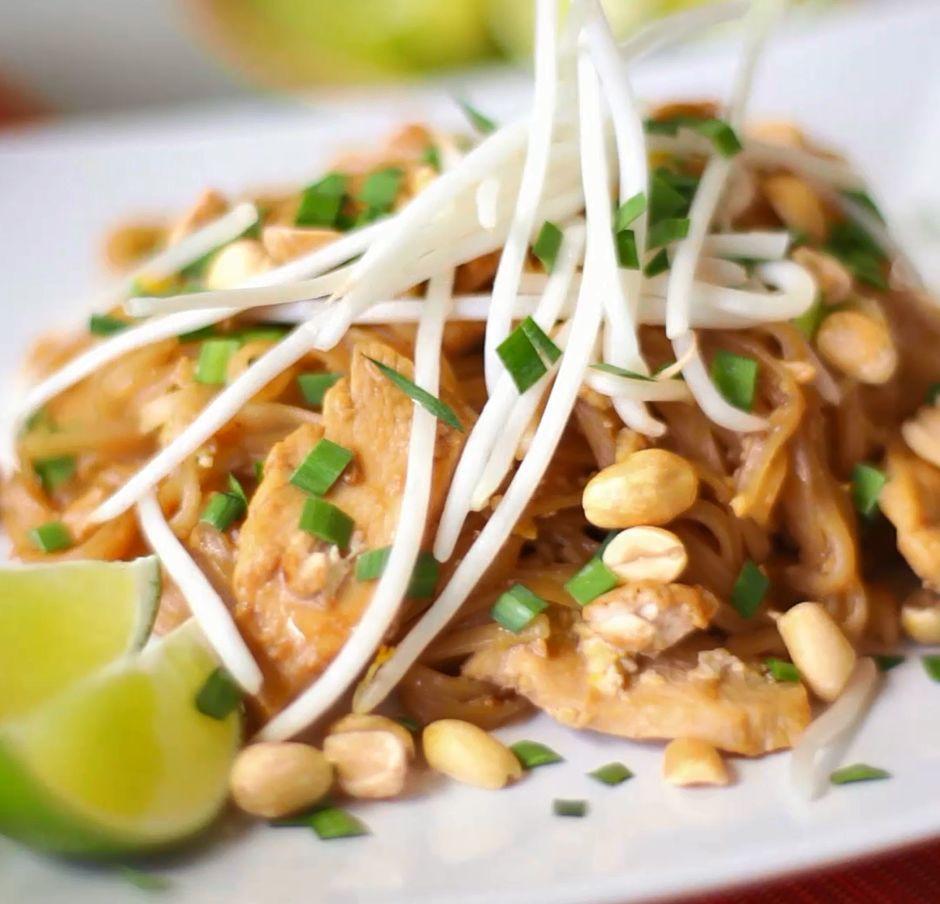 Easy Chicken Pad Thai Recipe  Easy Chicken Pad Thai recipe – All recipes Australia NZ