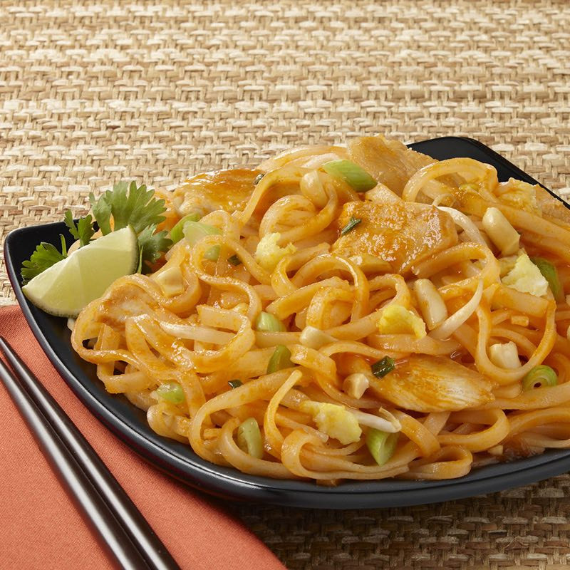 Easy Chicken Pad Thai Recipe  Easy Chicken Pad Thai