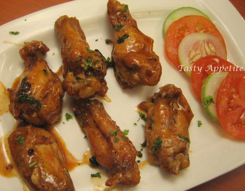 Easy Chicken Wings Recipe  Quick & Easy Chicken Wings Recipe