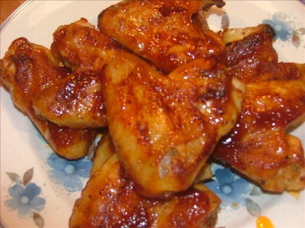 Easy Chicken Wings Recipe  Simple Baked Chicken Wings Recipe Food