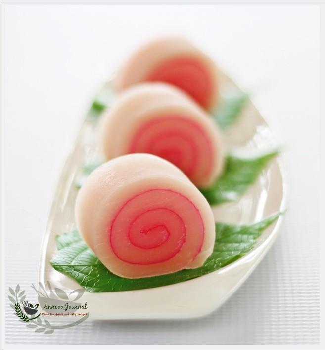 Easy Chinese Desserts  Steamed Soft Cake QQ Cake QQ软糕
