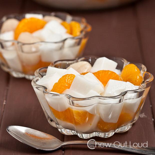Easy Chinese Desserts  Easy Homemade Almond Jello Recipe RecipeChart