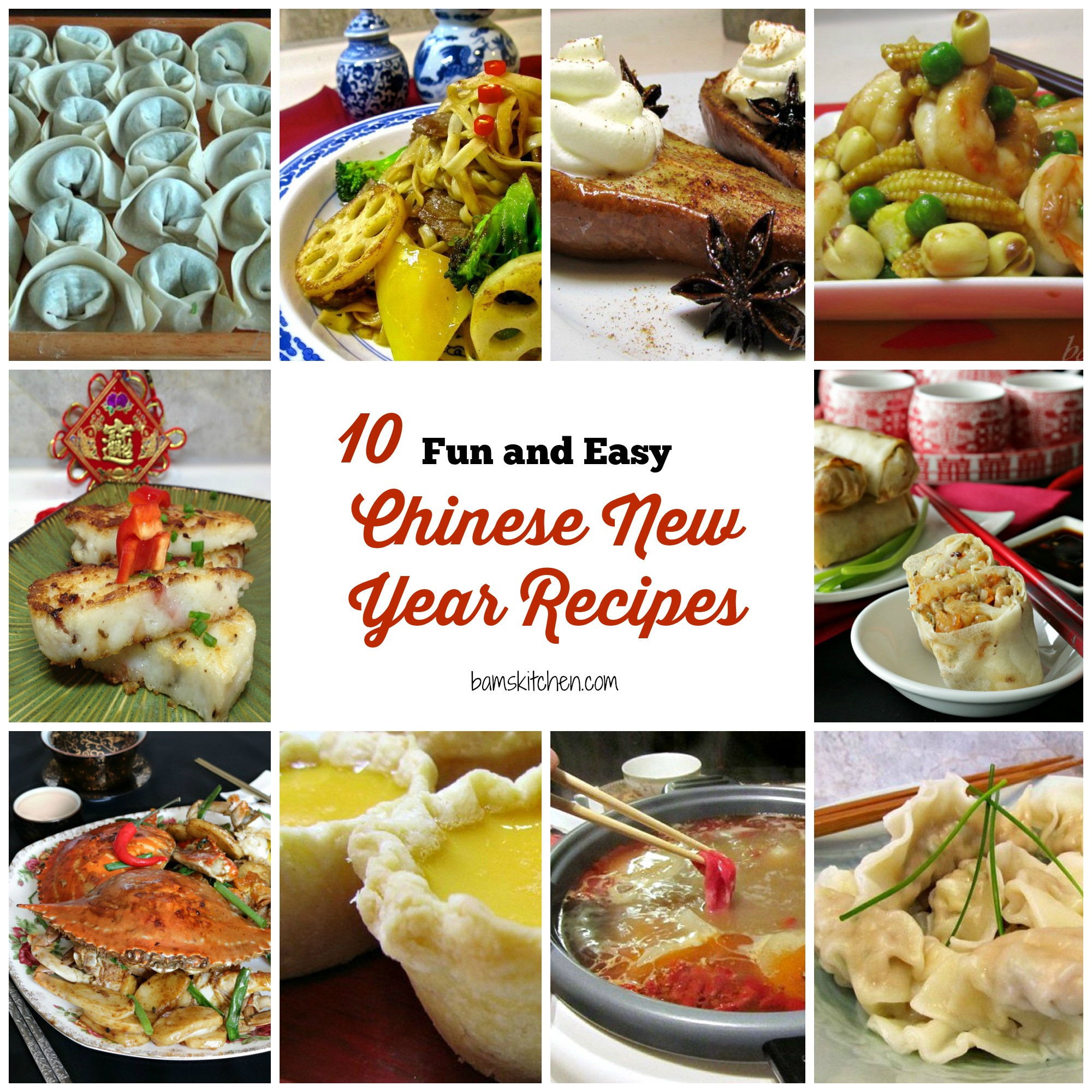 Easy Chinese Recipes  10 Fun and Easy Chinese New Year Recipes Healthy World