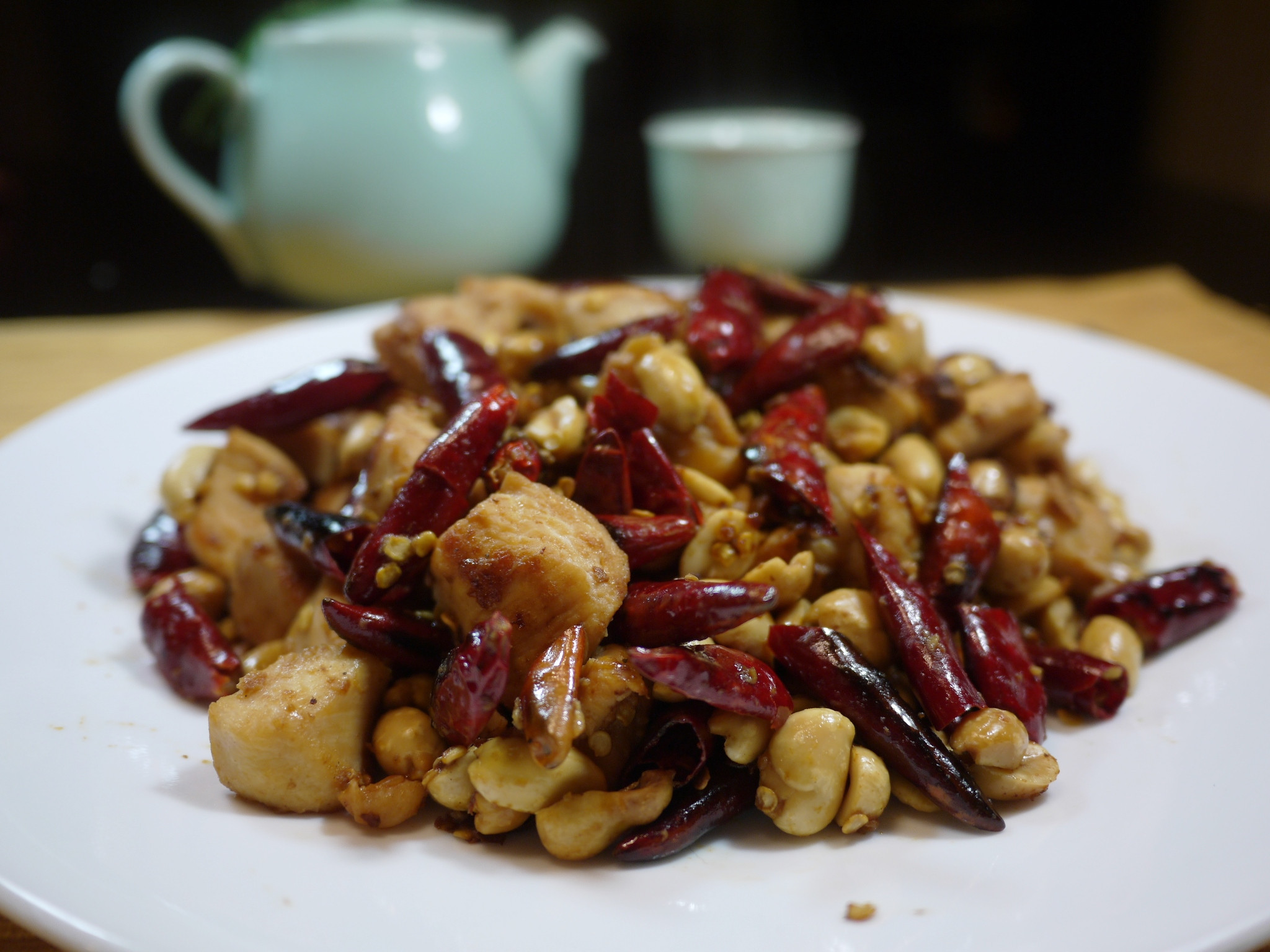 Easy Chinese Recipes  Quick and Easy Kung Pao Chicken 宮保雞丁 Easy Chinese Recipes