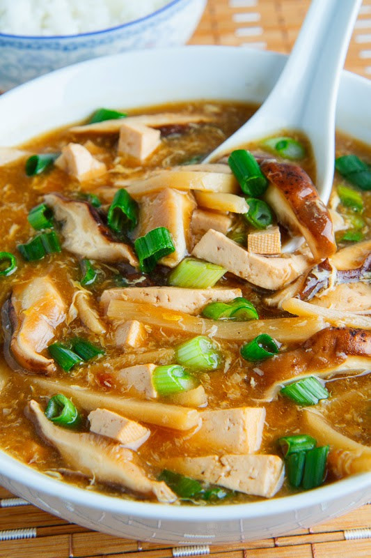 Easy Chinese Recipes  Quick and Easy Chinese Hot and Sour Soup Recipe on Closet