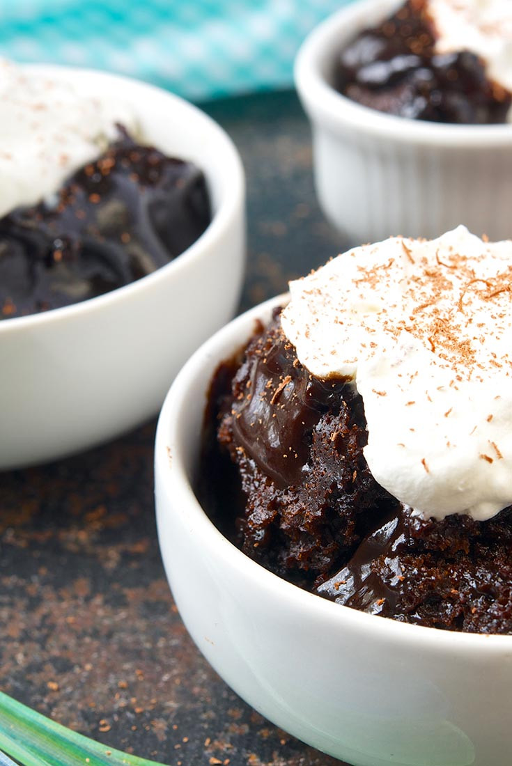 Easy Chocolate Puddings Recipes  Easy Chocolate Pudding Cake Recipe