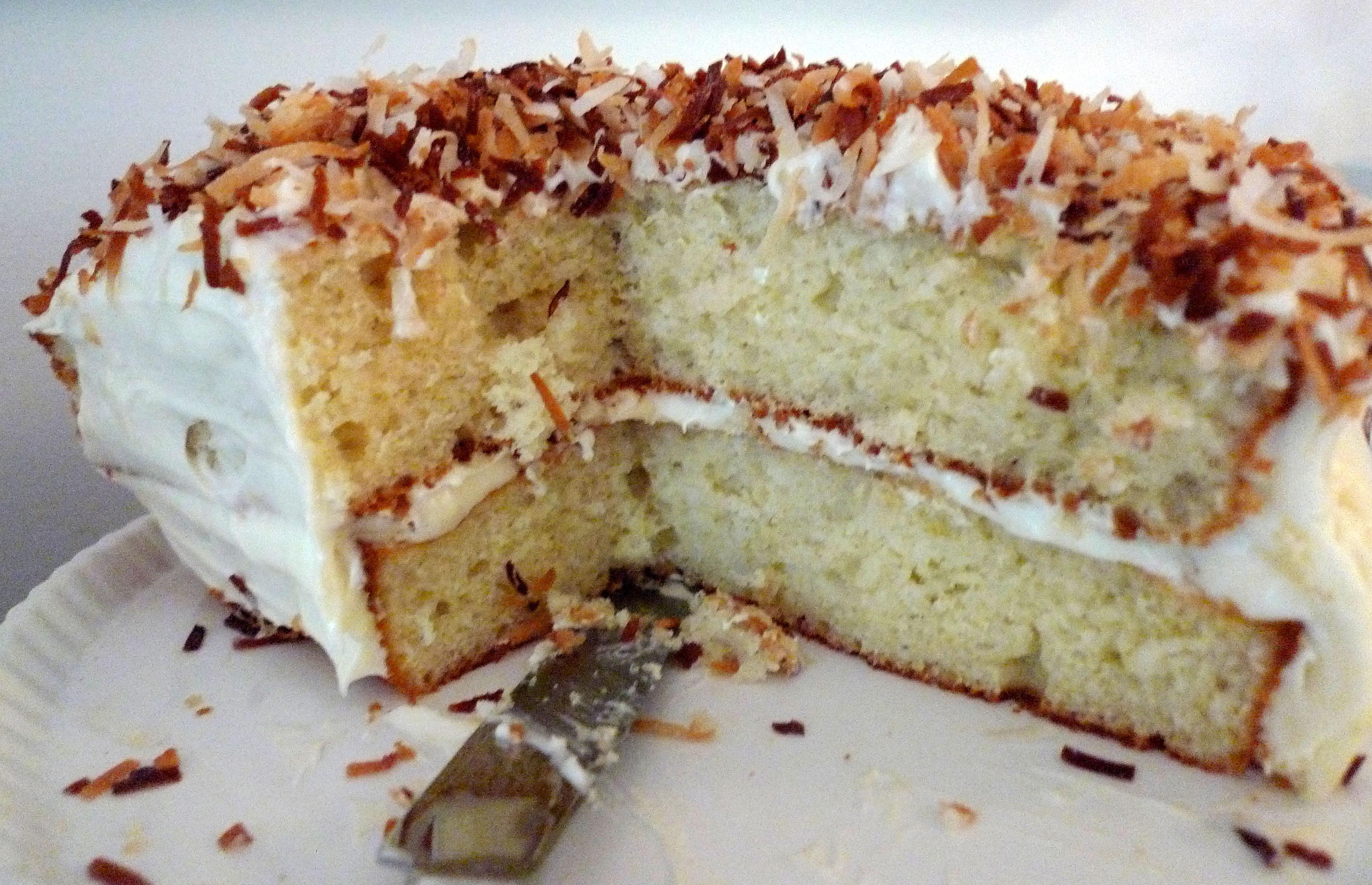 Easy Coconut Cake  Coconut Cake