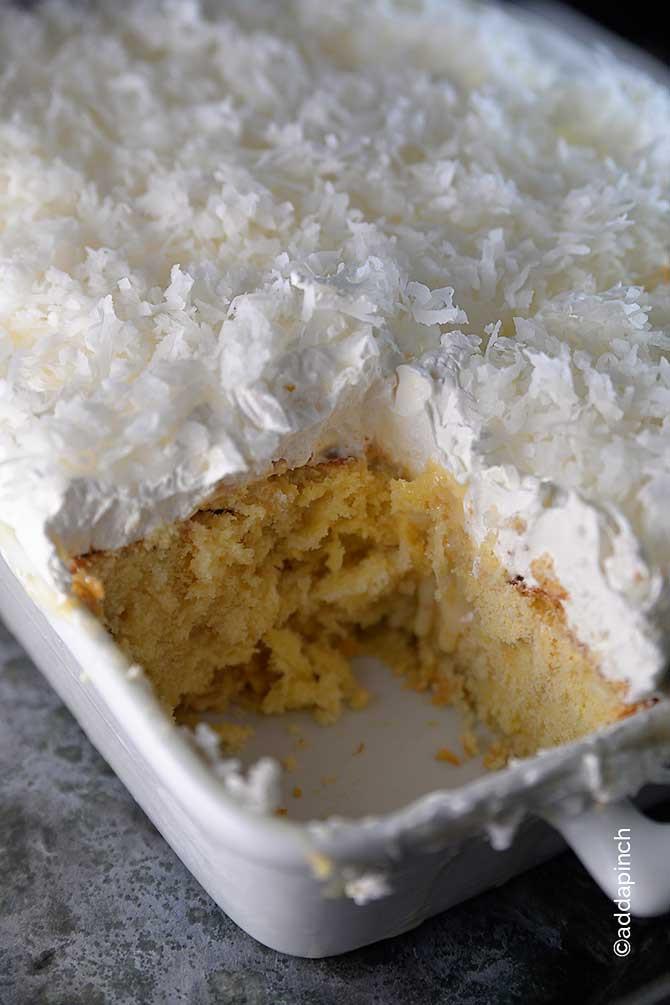 Easy Coconut Cake  The Ultimate Coconut Cake Recipe Add a Pinch