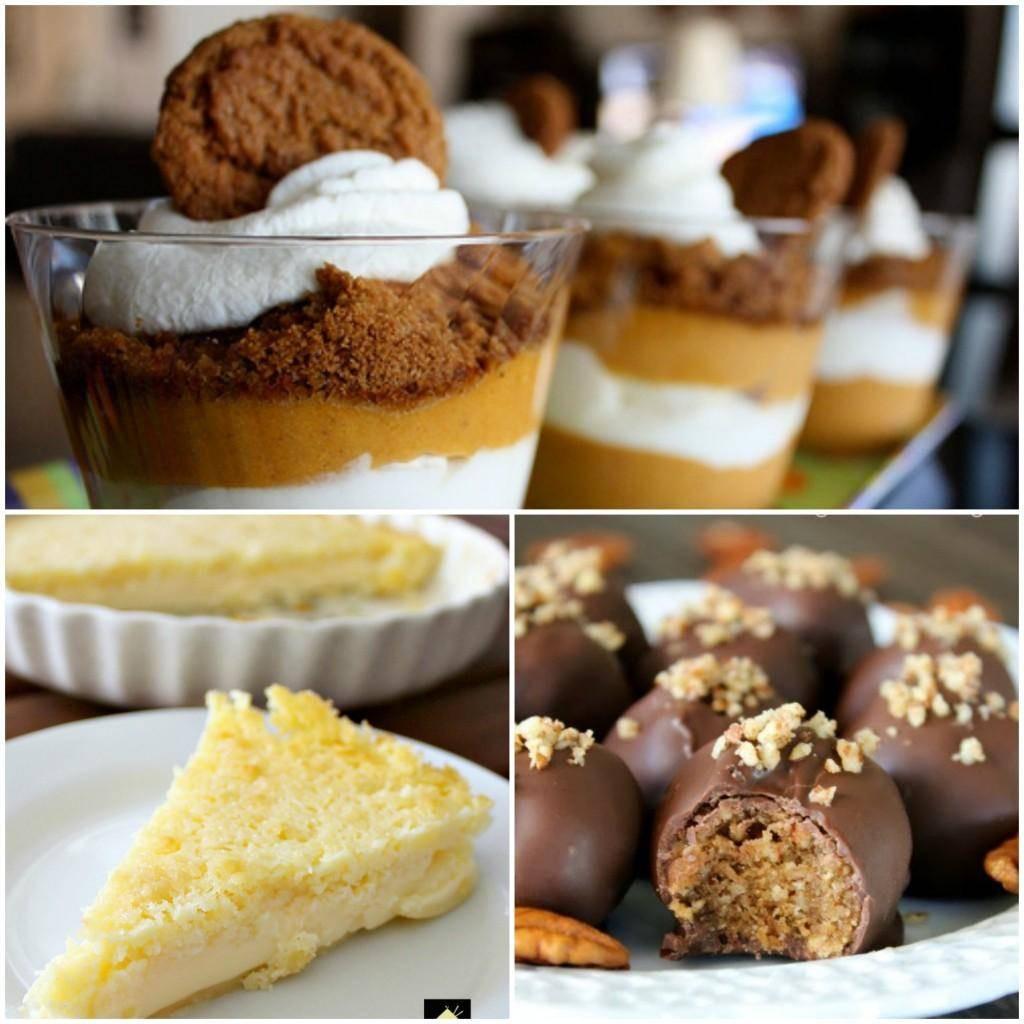 Easy Desserts For Thanksgiving  Easy Thanksgiving Dessert Recipes