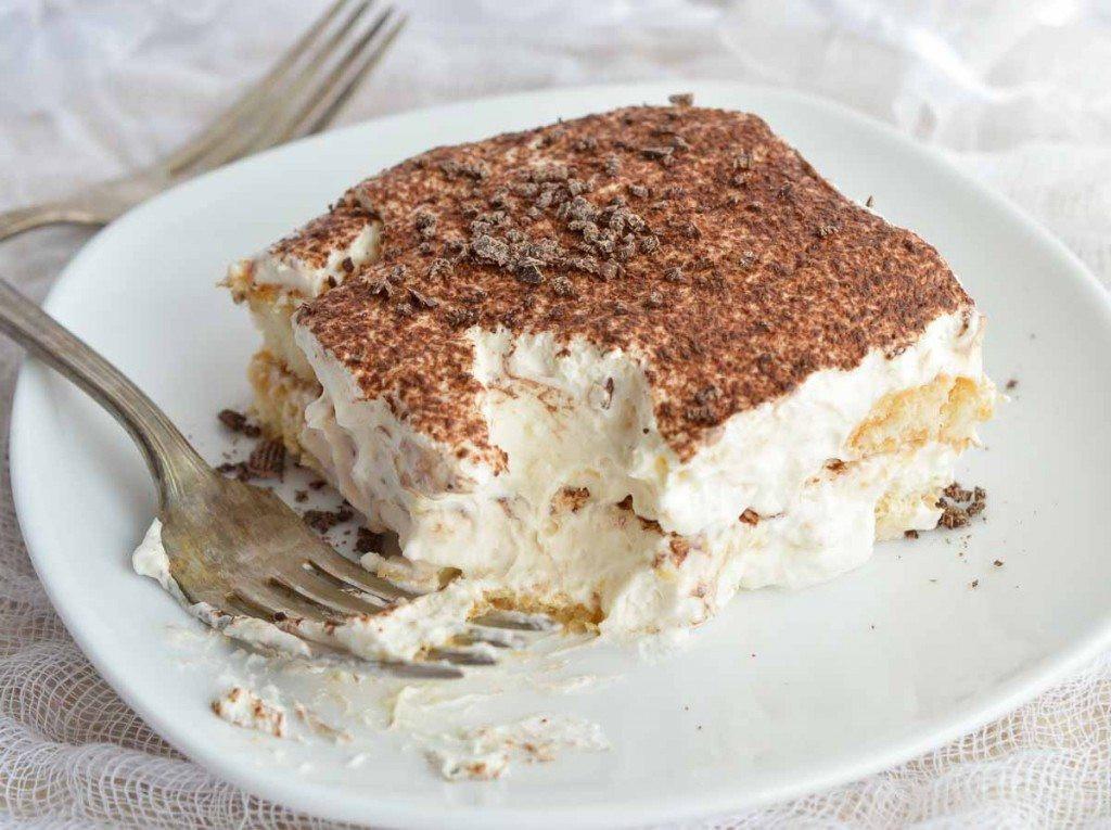 Easy Desserts With Heavy Whipping Cream  Easy Tiramisu Recipe WonkyWonderful
