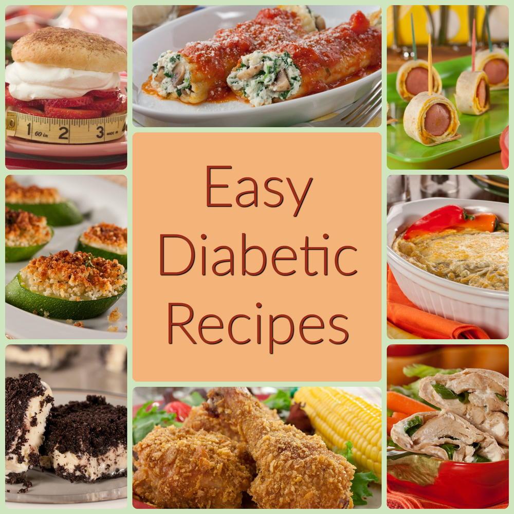 Easy Diabetic Recipes  Top 10 Easy Diabetic Recipes