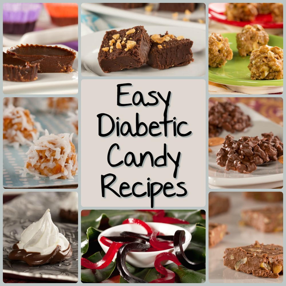 Easy Diabetic Recipes  Easy Candy Recipes 8 Diabetes Candy Recipes Everyone Will