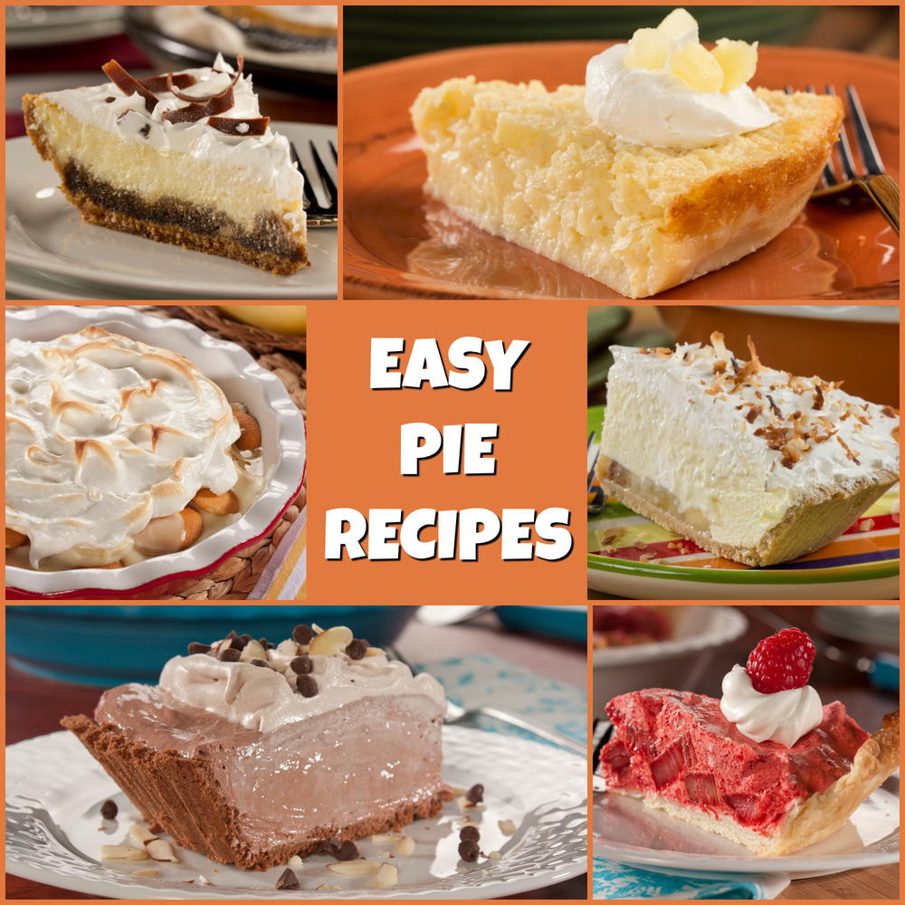 Easy Diabetic Recipes  12 Easy Diabetic Pie Recipes