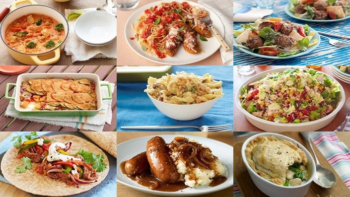 Easy Dinners For Kids  50 Really Easy Family Dinners Kids Will Love Too