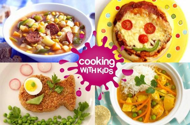 Easy Dinners For Kids  Dinner Recipes for Two for Kids Ve arian Ideas Veg