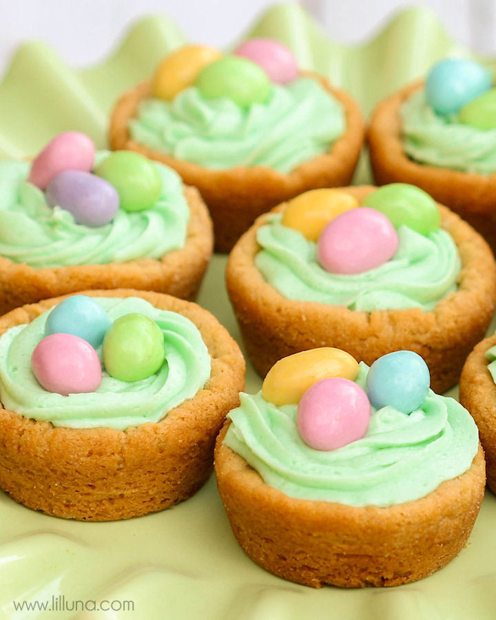 Easy Easter Dessert Recipes  Easter Desserts