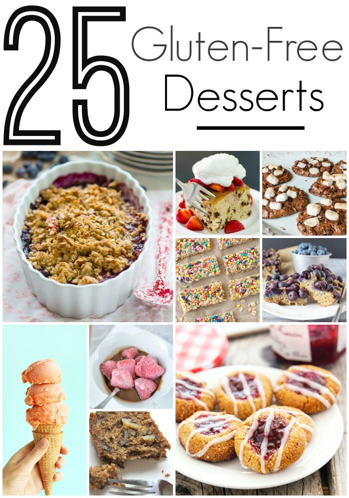 Easy Gluten And Dairy Free Desserts  Delicious and easy to make Gluten Free Desserts